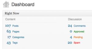 dashboard-Larry Jacob blog